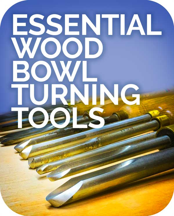 Wood Bowl Turning Tools Pinterest