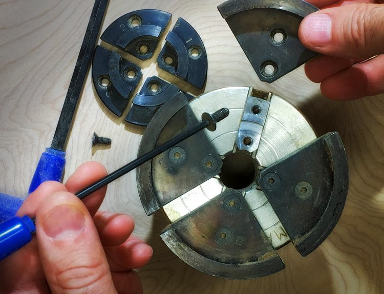 Bowl Chuck for Wood Lathe Feature Image