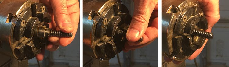 Wood Bowl Chuck Screw Chuck Attachement