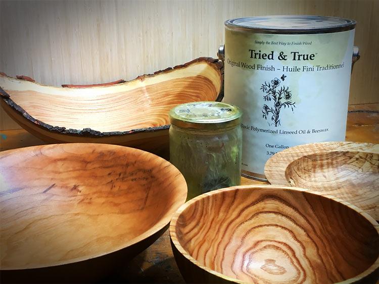 Food Safe Wood Finish Main Image