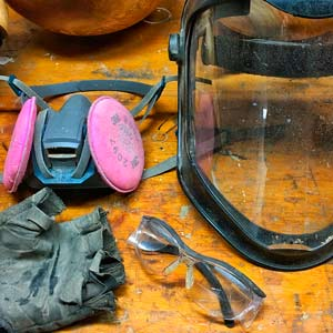Recommended Safety Equipment Resource Page