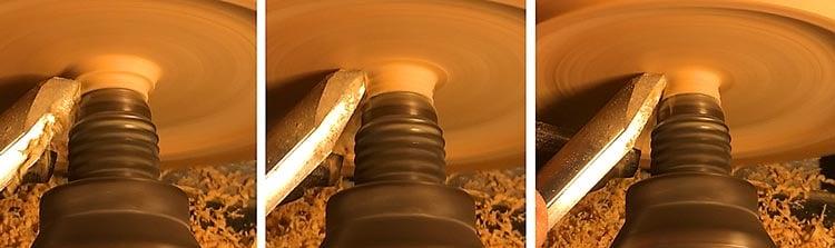 Tenon Removal Cylinder Nub