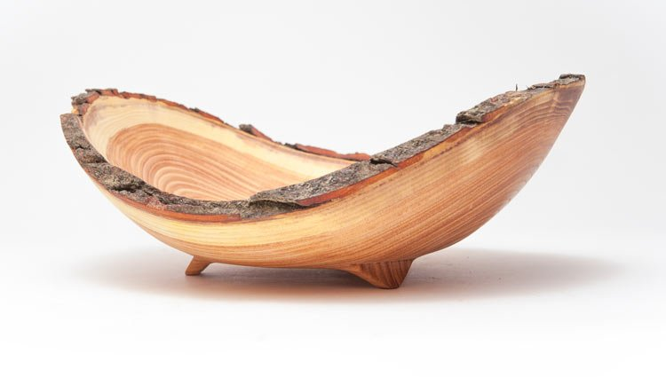 Turn Wood Bowls From My Childhood Home