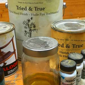 Recommended Woodturning Finishing Supplies Resource Page