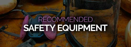 Woodturning Safety Equipment Resource Page