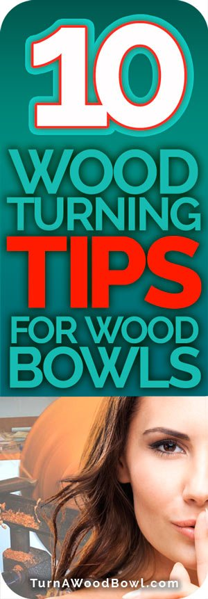 Woodturning Tips Pinterest Image
