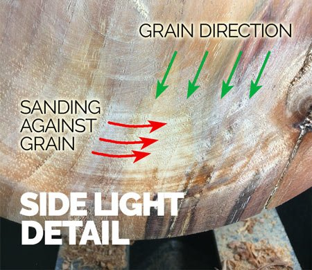Woodturning Tips Side Effect