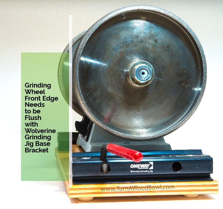 Wolverine Grinding System with VARI-GRIND jig