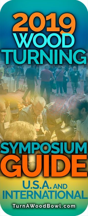 Woodturning Symposium Guide 2019