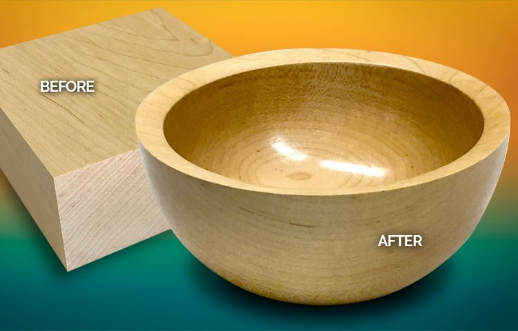 Turning Making Wood Bowls Main Image