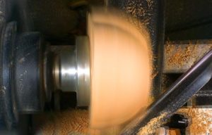 Wood Lathe Vibration Main Image