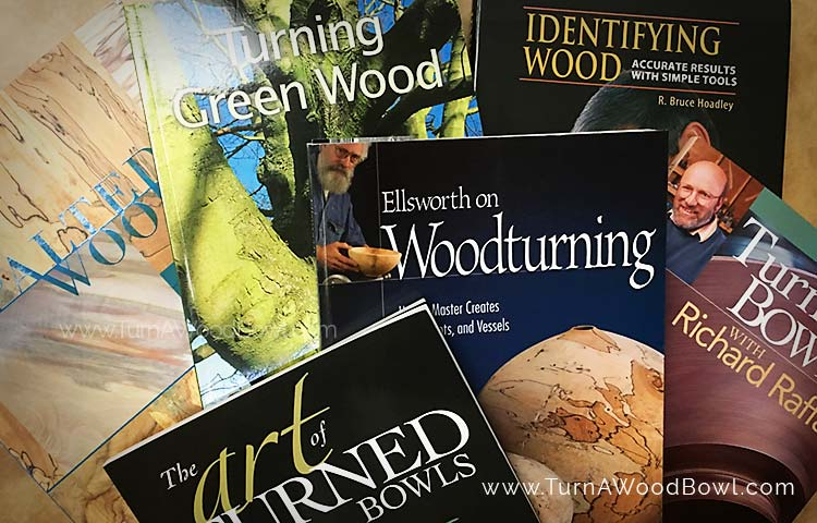 Woodturning Books Main Image