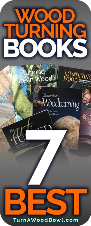 Woodturning Books Seven Best
