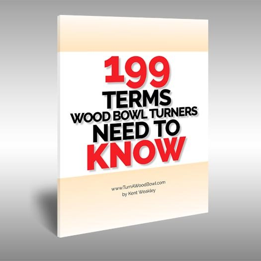 199 Terms Wood Bowl Turners Need eBook Cover Art