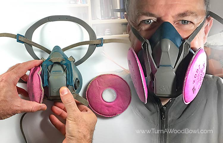 Respirator Cleaning Dust Mask How To Process