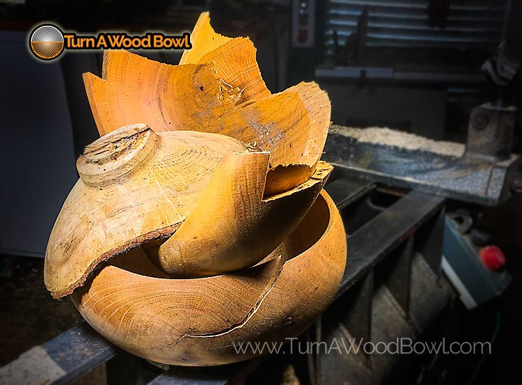 13 Ways To Ruin A Woodturned Bowl
