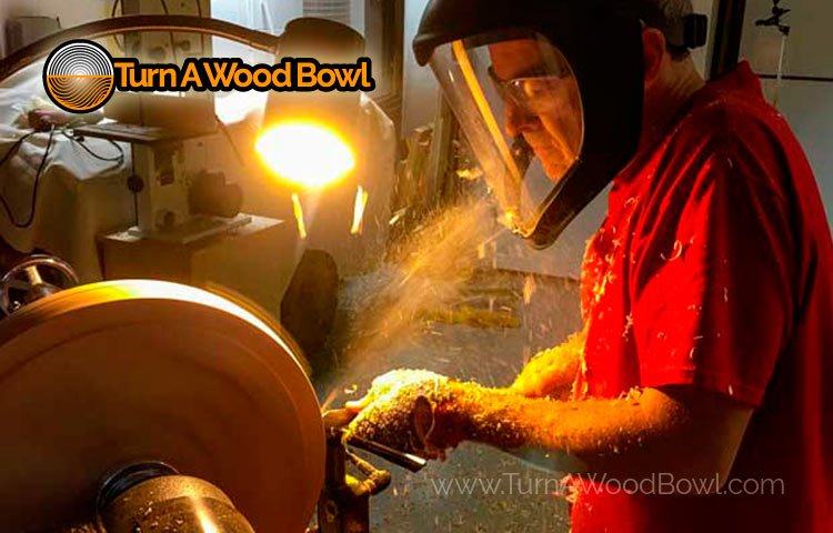 Best Safety Practices Wood Bowl Lathe Turning