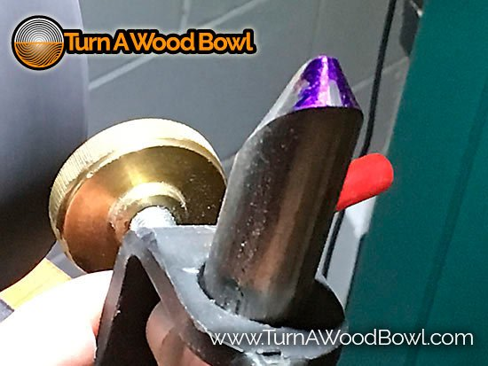 Bowl Gouge Sharpening Techniques Heel Contact Only