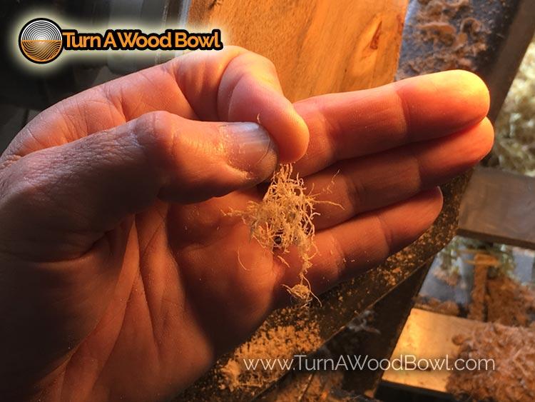 Bowl Gouge Shear Scrape Fine Shavings