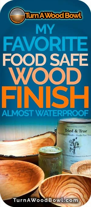 Food Safe Wood Finish Almost Waterproof Tried and True Linseed and Bees Wax