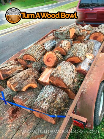 Free Wood Trailer Ready To Go