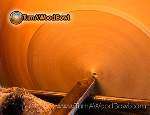 Mark Wood Bowl Tenon Center Reference
