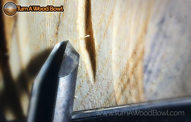 Nasty Catches Wood Bowl Turning Main Image
