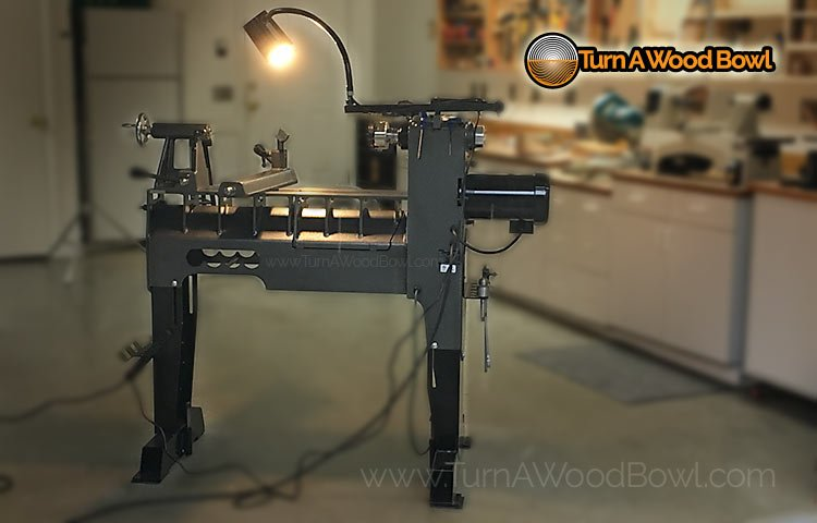 Robust Sweet 16 Wood Lathe Review