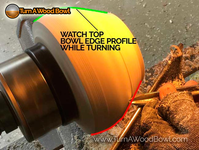 Watch Top Bowl Edge Profile Technique