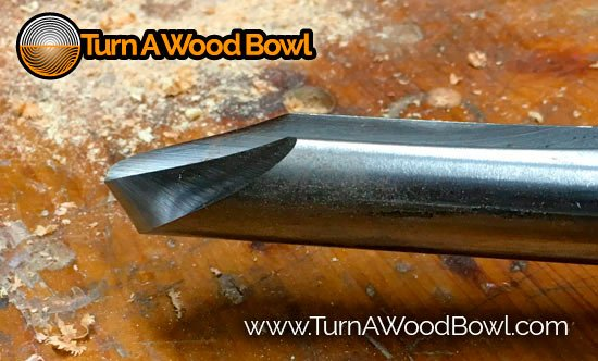 bowl gouge sharpening techniques swept back wing grind