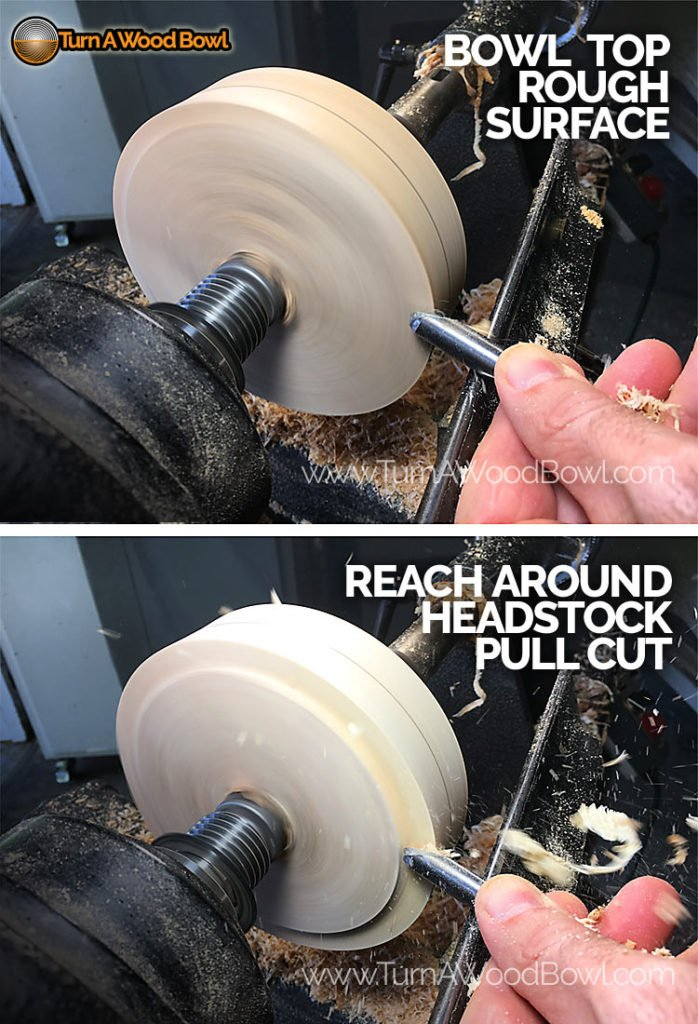 nasty Catch Potential Reach Around Headstock-Pull-Cut