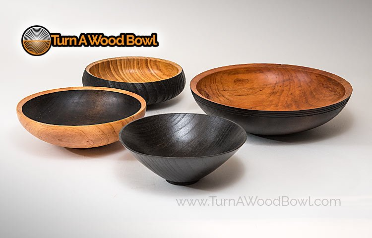 Ebonized Wood Bowl How To Steps Techniques