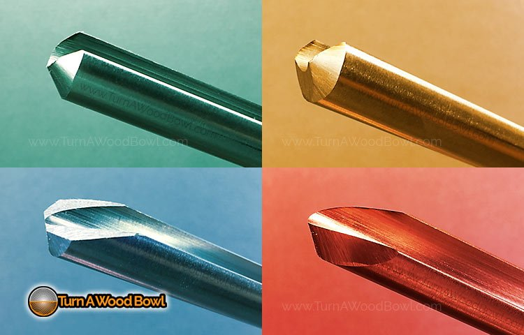 Shaping New Bowl Gouge Profile Steps Image