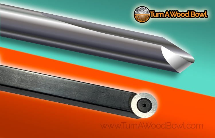 Carbide Vs HSS Traditional Bowl Gouge Turning Tools